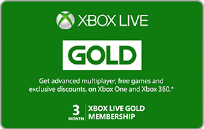 Xbox-Live-3-Month-Gold